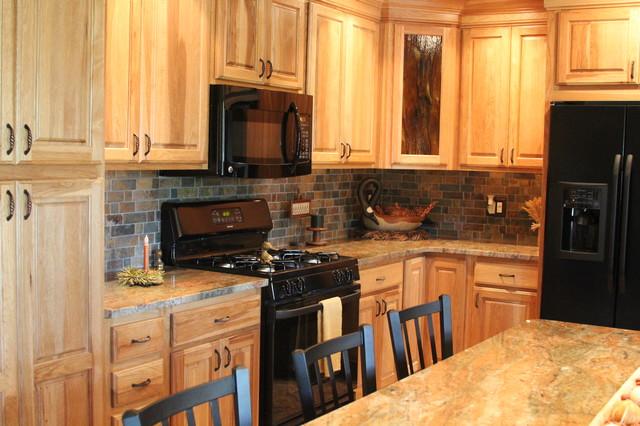 Ricki Vaughn traditional-kitchen