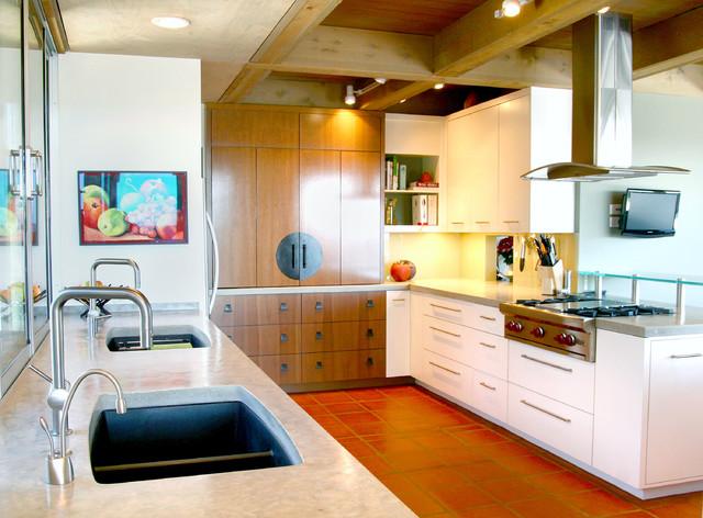 ridgecrest contemporary-kitchen