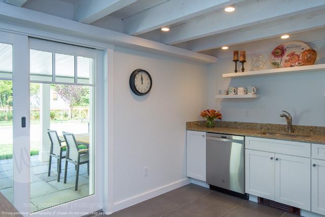 Ridgefield Ct Historic Home Contemporary Kitchen San Francisco By Nina Pomeroy Photography
