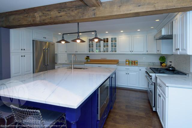 Ridgefield Ct Historic Home Contemporary Kitchen New York By Nina Pomeroy Photography Llc