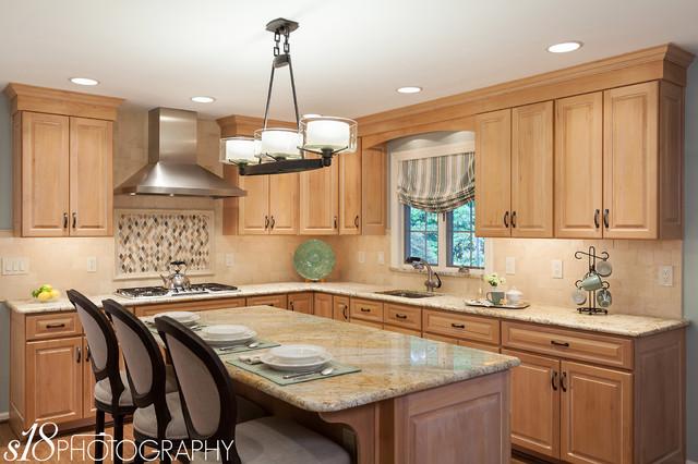 Ridgeview Interior Design Transitional Kitchen Philadelphia By S18 Photography