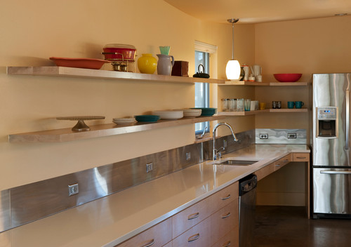 Wheelchair Accessible Kitchen Cabinets: Wheelchair Accessible Kitchen By Studio 512