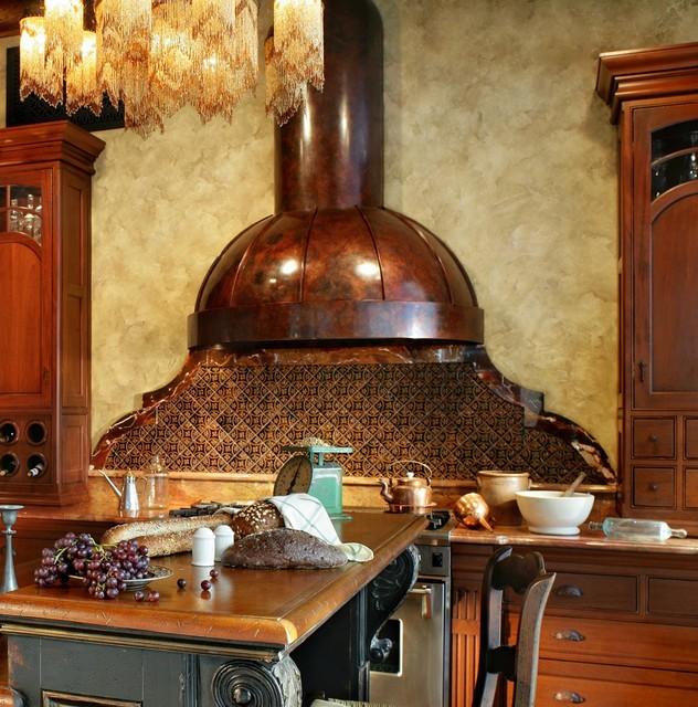Hoods! eclectic-kitchen