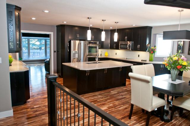 Rift Oak 2 Contemporary Kitchen Other By Pristine