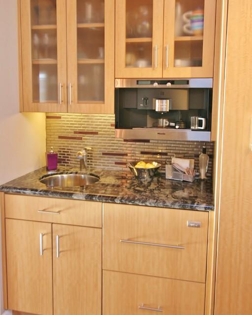Rio Del Mar, CA modern-kitchen