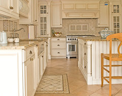 Ripley Hill - New England Dream Home traditional kitchen