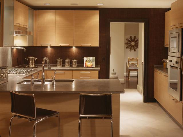 Ritz Carlton Baltimore Contemporary Kitchen