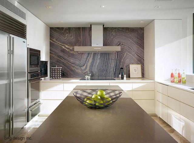 Ritz Carton modern-kitchen