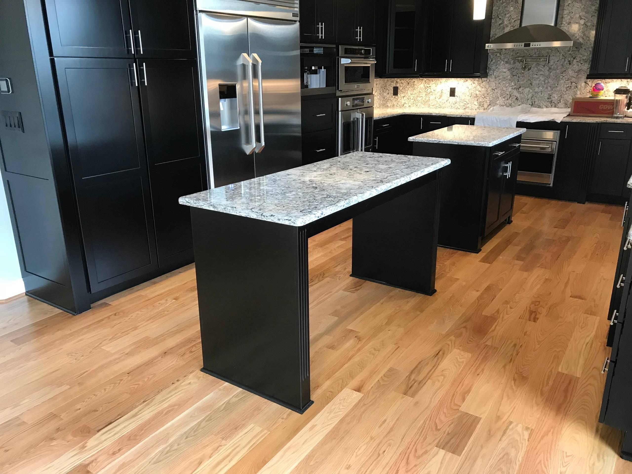 Riva Hardwood Flooring Repair and Finishing