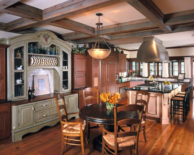 River Castle Kitchen traditional-kitchen