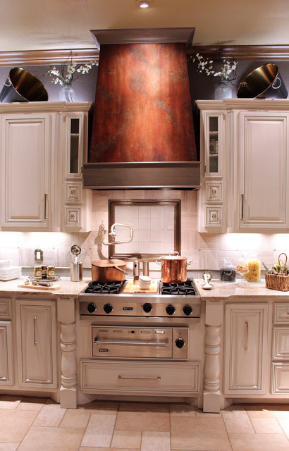 River Oaks Home transitional-kitchen
