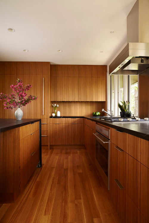 Modern Kitchen by Minneapolis General Contractors Welch Forsman Associates