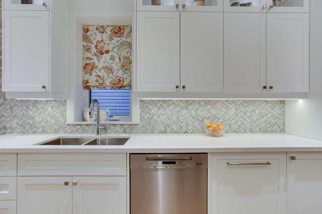 Riverdale Kitchen transitional-kitchen