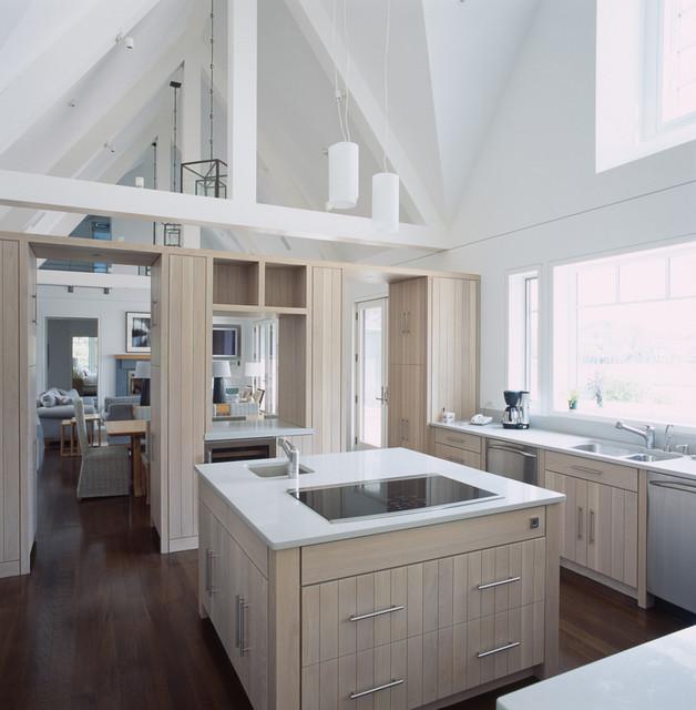 Riverfront home al mare cucina new york di linda - Cucina al mare ...