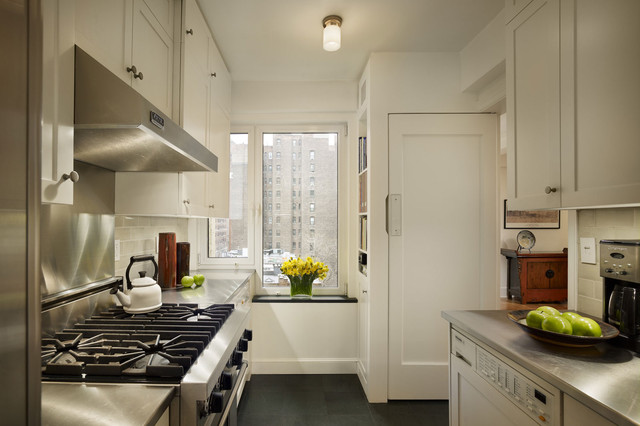 Riverside Drive Residence contemporary-kitchen