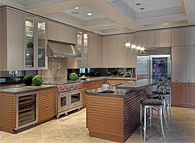 Riverside Modern Kitchen Richmond By Kdw Home Kitchen Designworks
