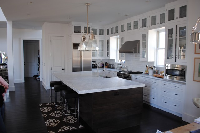 Seay Residence traditional-kitchen