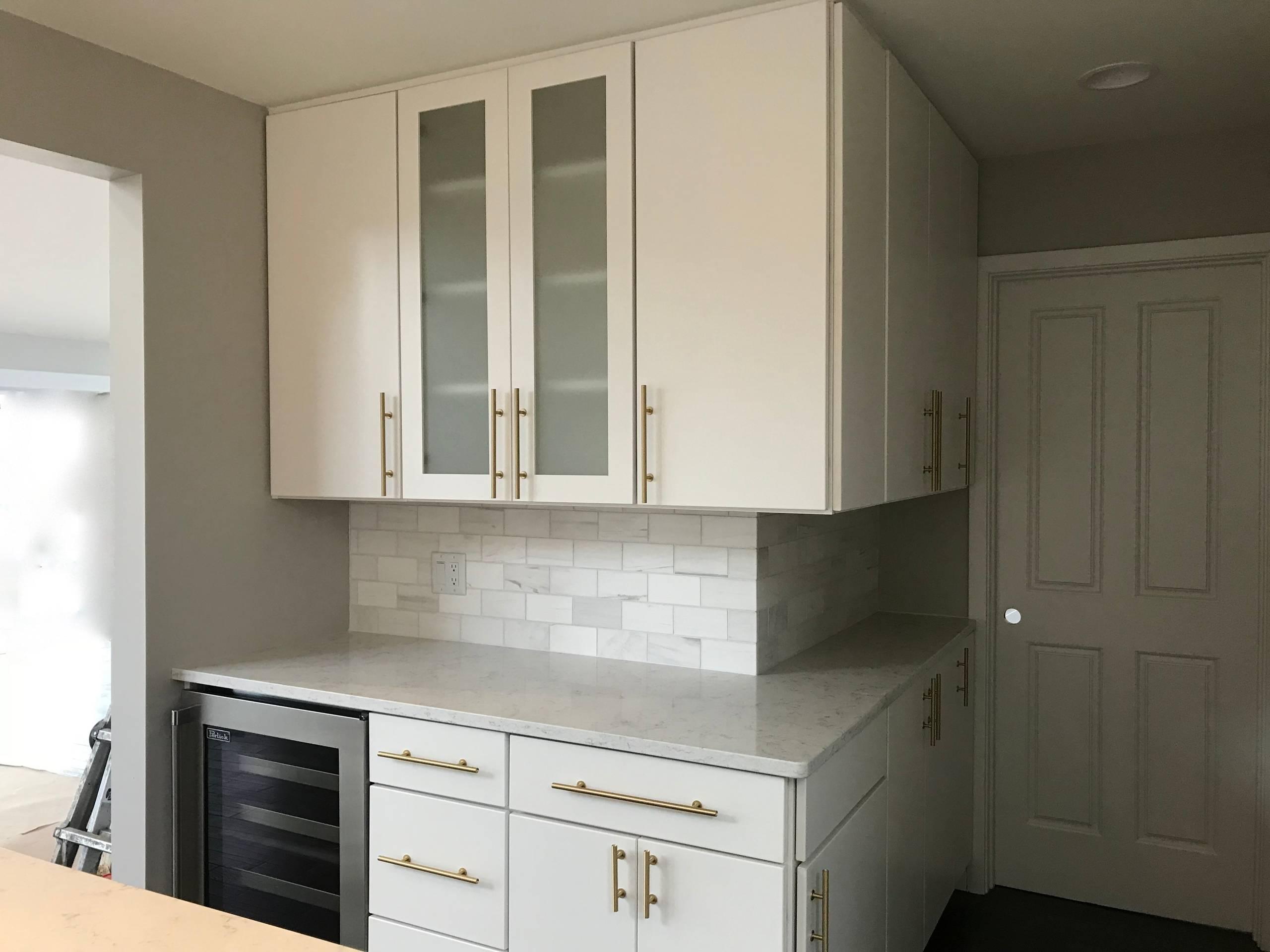 RiverView Blue island kitchen