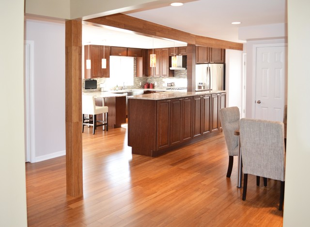 Riverwoods Remake Traditional Kitchen Chicago By Dii Architecture