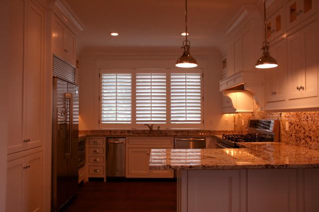 RJ Elder Design traditional-kitchen
