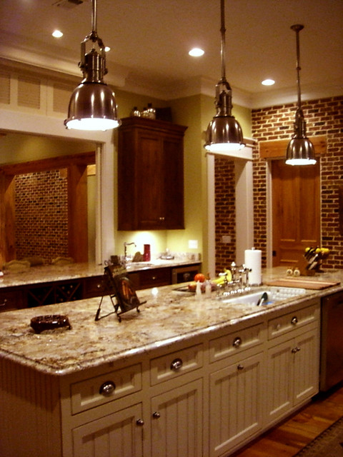 RJ Elder Design traditional kitchen