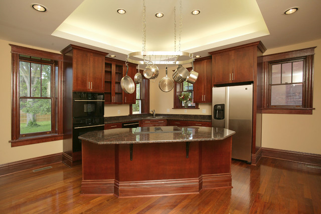 RJN Properties, LLC traditional-kitchen