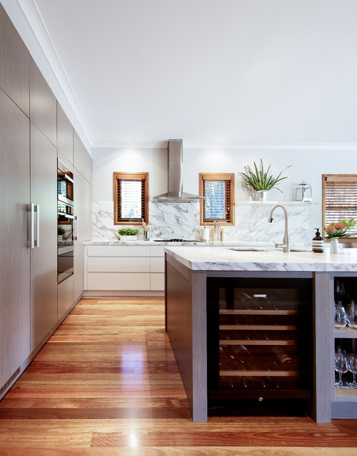 RM Residence transitional-kitchen