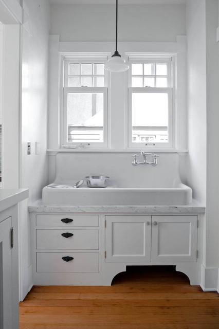 The Return Of High Back Farmhouse Sink