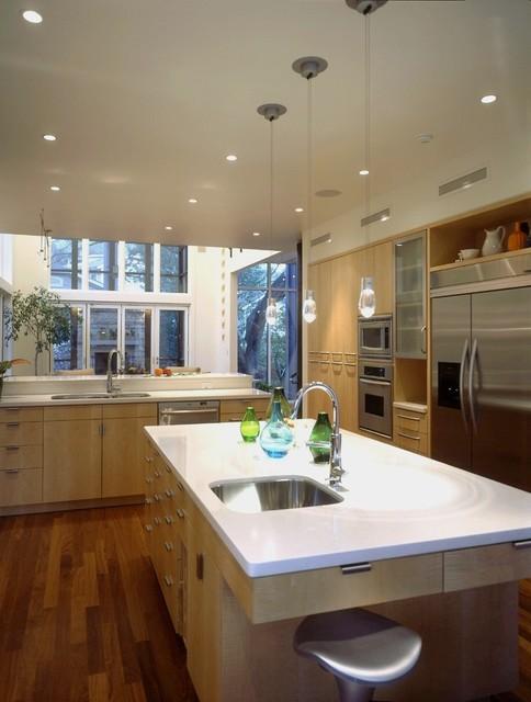 Robbs Run Residence contemporary-kitchen