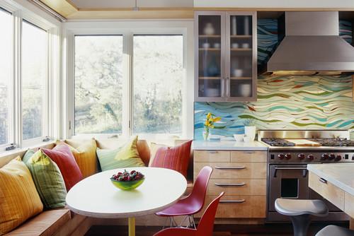 contemporary kitchen Great Kitchen Backsplash Ideas