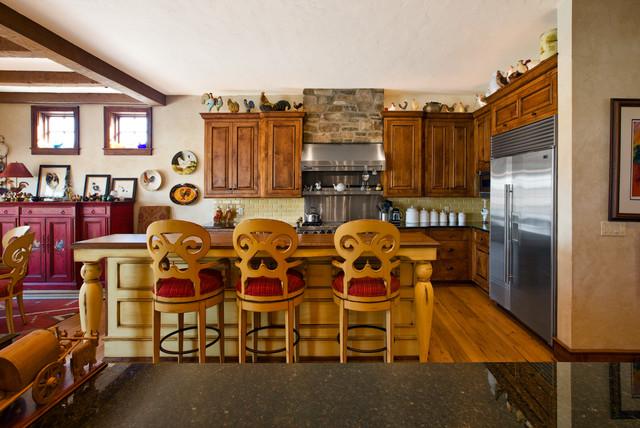 Robert J Erdmann Design, LLC farmhouse-kitchen
