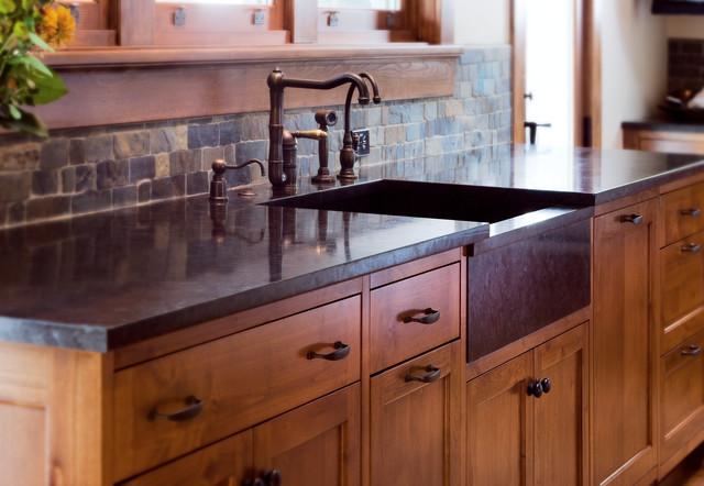 Robert J Erdmann Design, LLC traditional-kitchen