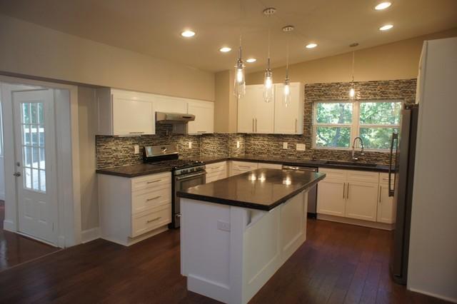 Robertswood Drive kitchen