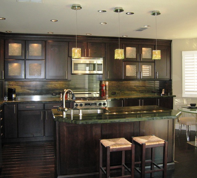 Robin Denker - Kitchens By Design - Westlake Village, CA contemporary kitchen