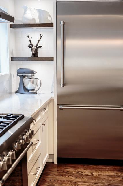 Lynn Canyon Kitchen contemporary-kitchen