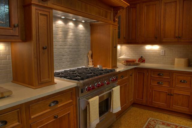 Robinwood Kitchens Showroom traditional-kitchen