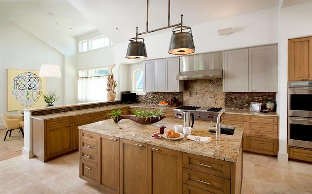Robledo Residence - Kitchen traditional-kitchen