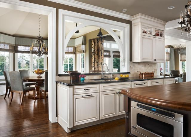 rochester kitchen remodel traditional kitchen