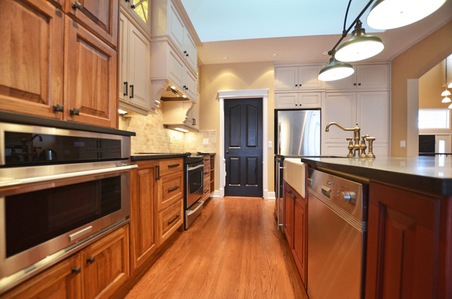 Rock Point Cabinets - Kitchens traditional-kitchen