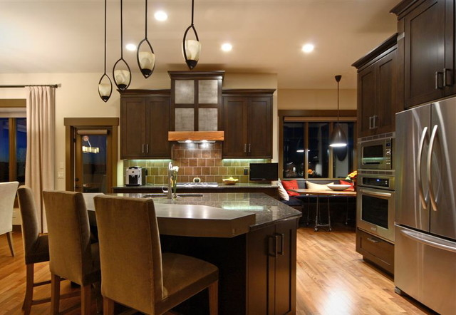 Rock Point Kitchens eclectic-kitchen