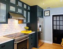 Rock Star Kitchen modern-kitchen