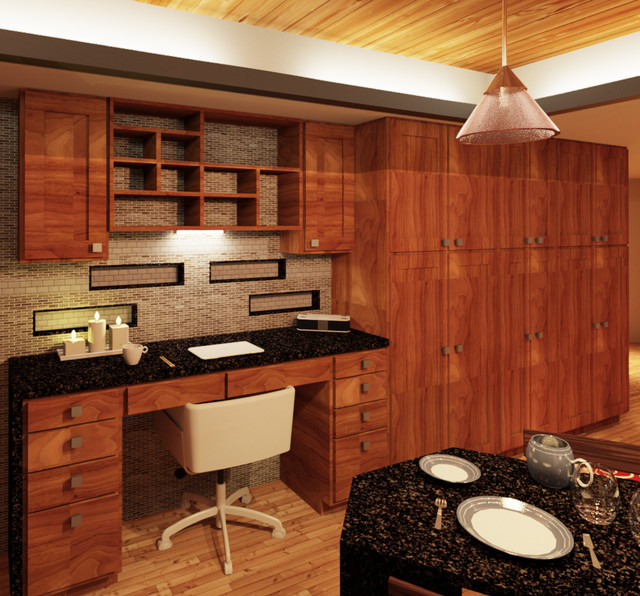 Rockford Kitchen Remodel Rustic Kitchen Other By