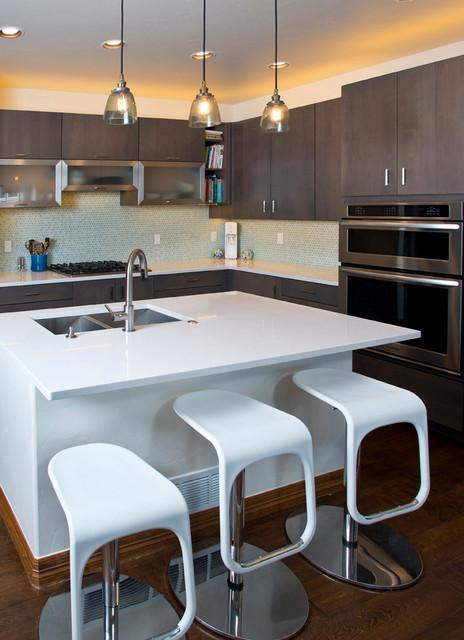 Rockin Horse Ridge Avon Beaver Creek Remodel Contemporary Kitchen Denve
