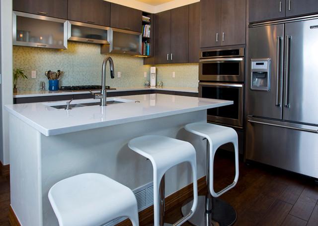 Rockin Horse Ridge Avon Beaver Creek Remodel Contemporary Kitchen Denver By Vail Cabinets