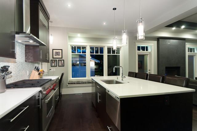 Rockridge Developments / Westeck Windows and Doors Partnership contemporary-kitchen