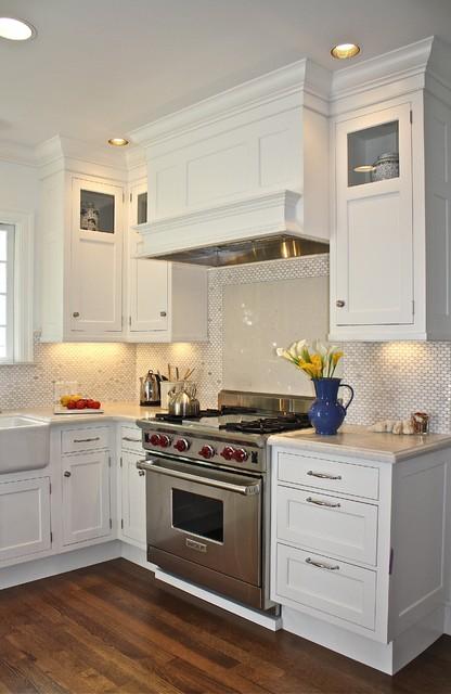 Rockridge - Oakland, CA traditional-kitchen