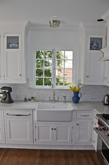 Rockridge Oakland CA Traditional Kitchen San Francisco By - Daltile oakland