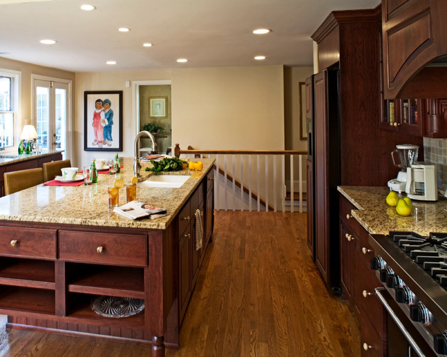 Rockville Kitchen Traditional Kitchen Dc Metro By Case Design Remodeling Inc