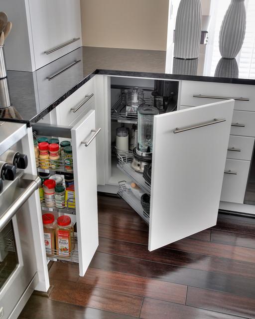 Rockville, Maryland Kitchen Remodel contemporary-kitchen