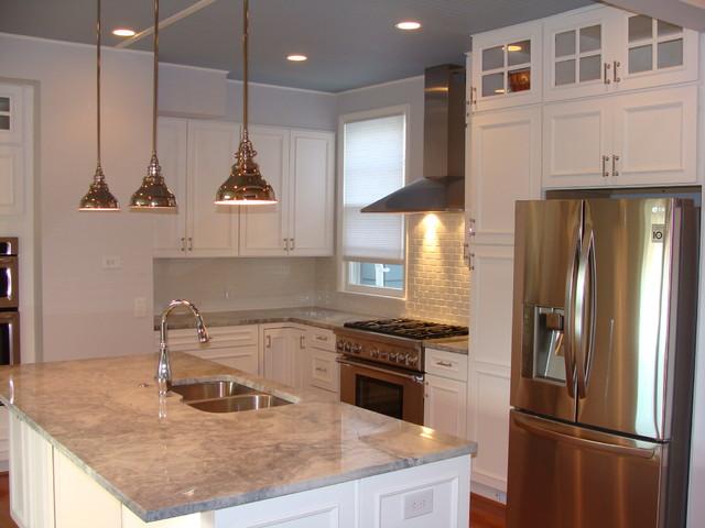 rockville md kitchen transitional white kitchen remodel in rockville md